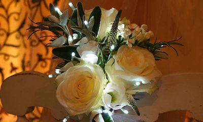 White Bouquet Lights by Lights4fun