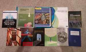 3rd Year Social Work Books (1st and 2nd Term)