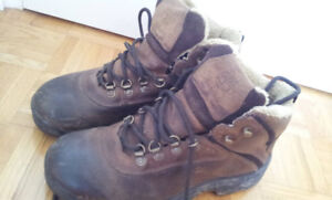 Timberland Hiking boots Leather waterproof insulated size 9.5
