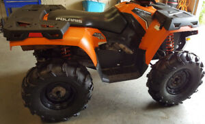 Taking Orders To Part Out This 2012 Mint Polaris Sportsman 500HO