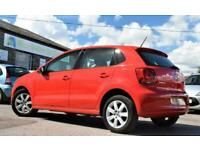 2011 Volkswagen Polo 1.2 SE 5d 60 BHP Hatchback Petrol Manual