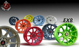 Wheel painting or powdercoat services! any wheel size and colour West Island Greater Montréal image 7