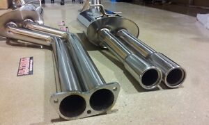 FORD FALCON BA BF XR8 XR6T CAT BACK EXHAUST UTE & SEDAN - NEW O'Connor Fremantle Area Preview