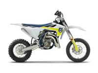 HUSQVARNA TC 65 2021 MODEL KIDS MX BIKE NOW AVAILABLE TO ORDER AT CRAIGS MC