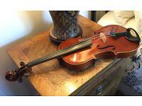 Francois Barzoni 4/4 violin - genuine