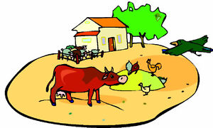 Trade ethically raised meat for farm space-Krestova