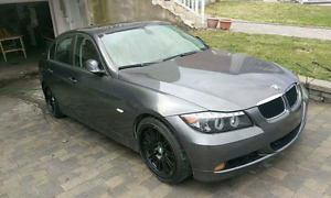 BMW 325i --- MAGS M3 --