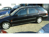 1999 HONDA CIVIC 1.6i ESTATE.( NOW £299 ONO TO CLEAR )