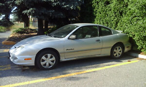 2000 Pontiac Sunfire SE Coupe (2 door)