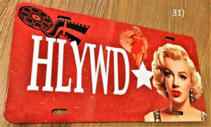 Vintage Style Metal Plaques and License Plate Signs (Part 4)