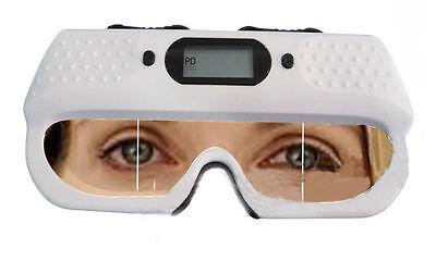 Optical Digital Pd Ruler Pupilometer Interpupillary Distance Scale Memory