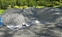 Need Gravel Moved on Monday Aug 3