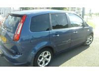 2007 57 Ford C-MAX 1.8 16v ( £100 OFF ANY CAR )