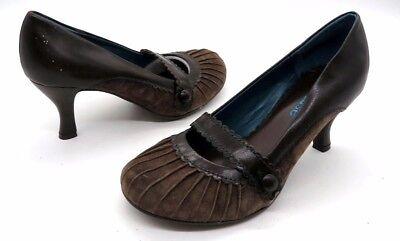 Туфли DOLLHOUSE Size 6.5 Brown Slip