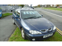 NOW SOLD .(.CHECK OUT MORE CARS WE HAVE FROM £495 -£1500 )