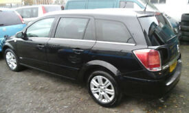 2008 VAUXHALL ASTRA ESTATE 1.7 DIESEL BEEN REMAPED
