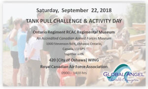 See a Tank, Touch a Tank, Pull a Tank...Tank Pull for Charity