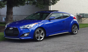 2013 Hyundai Veloster TURBO Coupé
