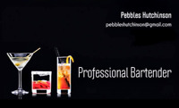 Special Events Bartender