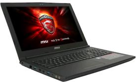 Msi gaming laptop geforce GTX 960M CORE I5 7TH GEN 8G RAM