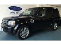 2012 62 LAND ROVER DISCOVERY 3.0 4 SDV6 XS 5D AUTO 255 BHP DIESEL