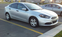 2013 Dodge Dart Sedan - Automatic, Very Clean and Great on Gas