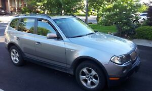 2007 BMW X3 3.0SI SUV, Crossover, Accident Free