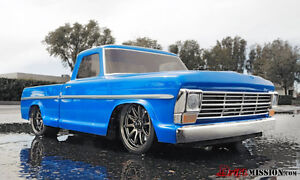 Vaterra RC 1/10 1968 Ford F-100 Pick Up Truck Windsor Region Ontario image 2