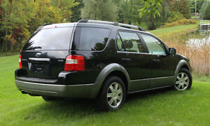 2006 Ford Freestyle - Black - $2,500 Peterborough Peterborough Area image 1