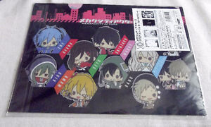 Various anime Clear files / Stationery