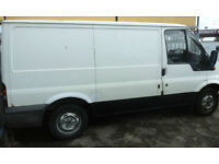 2002 FORD TRANSIT 2.0TD 280 SWB P.X CLEARANCE NOW £800 ono