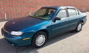 2002 Chevrolet Malibu Sedan - NO ACCIDENTS and LOW KMs!!