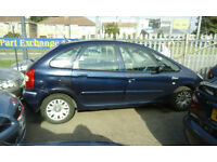 2005 CITROEN PICASSO 2.0HDi DIESEL ( JUST £995 ono)
