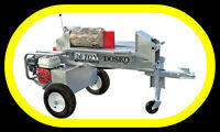 NEW Dosko 20 ton 2 WAY log splitter -heavy duty with Honda power