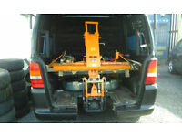 2003 MERCEDES VITO.( RDT LIFT RECOVERY VEHICLE ) P.X WELCOME
