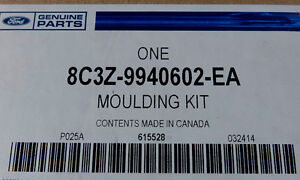 Tailgate Moulding---Part that Moves For Step---Brand New Strathcona County Edmonton Area image 2