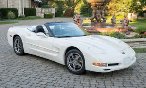 Looking for 1997 to 2008 Corvette 6-speed manual