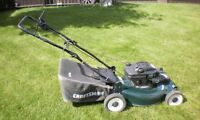 CRAFTSMAN SELF PROPELLED LAWN MOWER