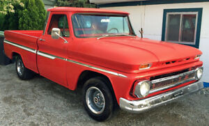 1965 Chevy Short Box C10