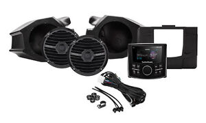 Side X Side Stereo Upgrades / Financing / RZR / Maverick / YXZ