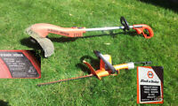Weed Eater and Hedge Trimmer