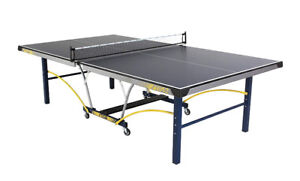 Table Tennis, Negotiable