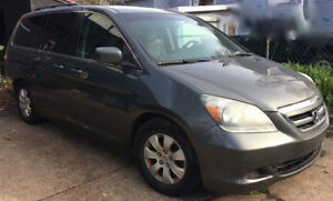 Honda Odyssey 2007 214,000 kms needs engine
