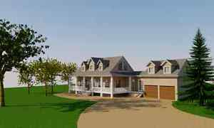 Plans, 3D Design and Permits Services - Project 2016-004