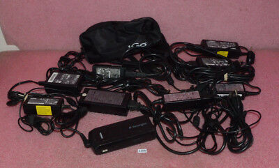 10 Laptop AC adapters_ LiteOn_Delta_Samsung_Chicony.