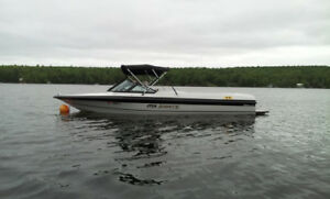 MB Sports Boss 200LS Comp Ski Boat