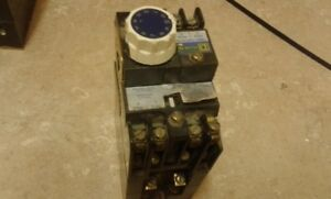 Square D Control Relay Type LO-40 Class 8501