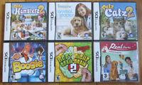 6 jeux de DS vraiment PAS CHER !