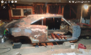 Charger 70 GROS PROJECT