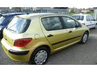 2001 Peugeot 307 1.4cc ( £899 ono )